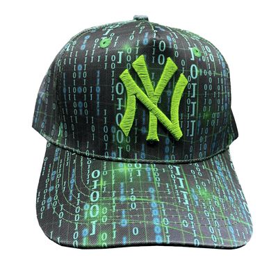 STUCK IN THE MATRIX NYC HAT - TRILL Marketplace