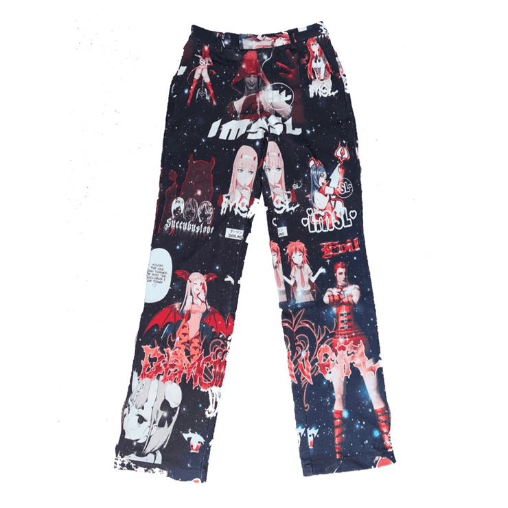 IMSL DEMON GIRLS TROUSERS - TRILL Marketplace