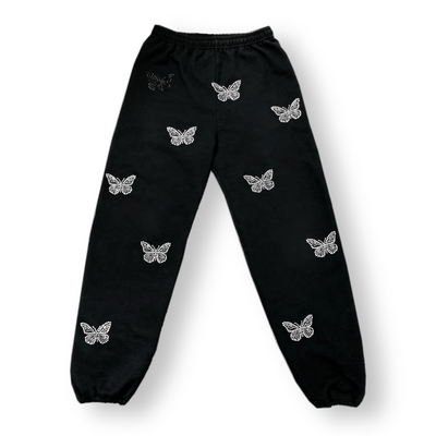 Heartthrob 'Rhinestone Butterfly' Bottoms