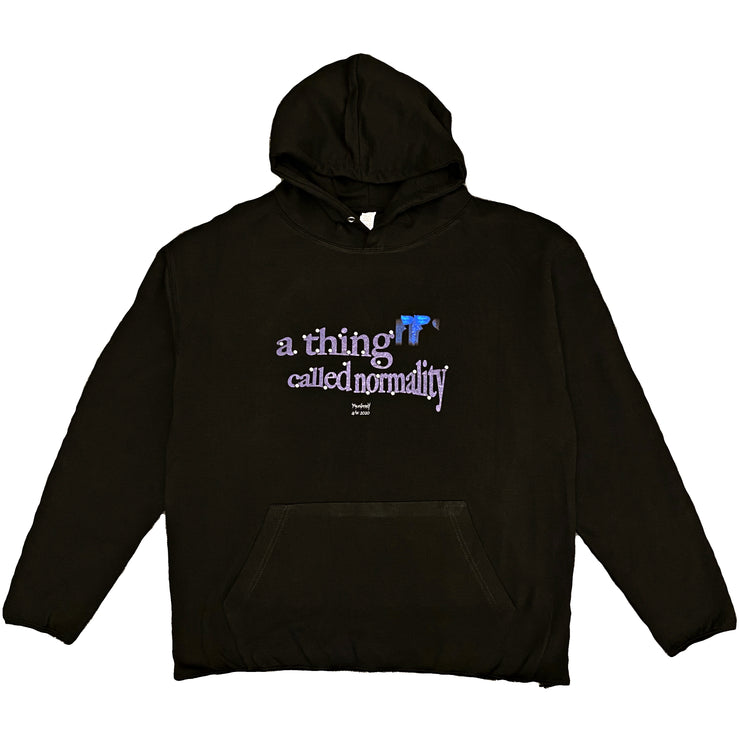 HOODIE A THING CALLED NORMALITY - TRILL Marketplace