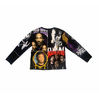 DEATH ROW RECORDS LONG SLEEVE - TRILL Marketplace