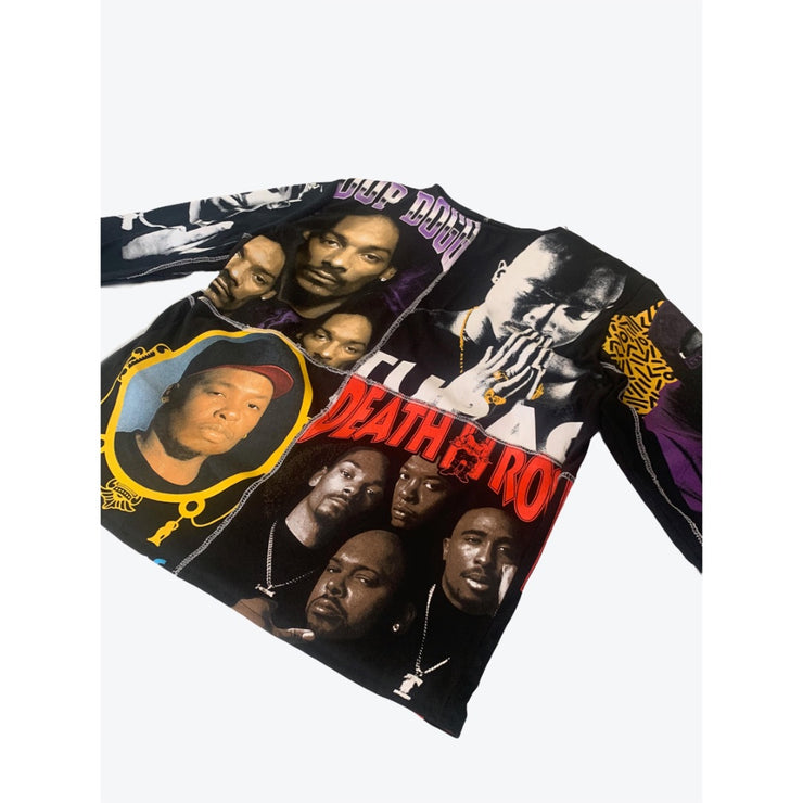 DEATH ROW RECORDS LONG SLEEVE