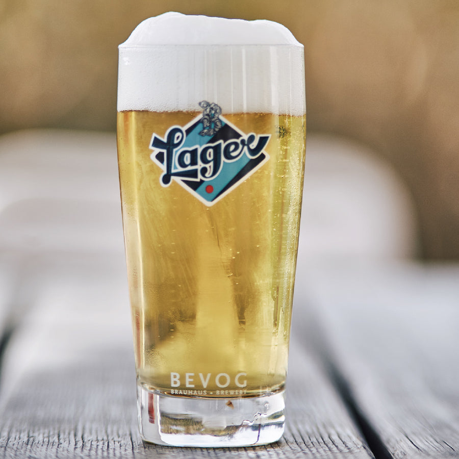 WILLY LAGER GLASS 0,5L