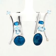 Load image into Gallery viewer, Cavensite Earrings