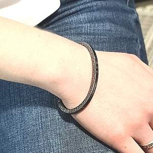 Heavy Square Bracelet