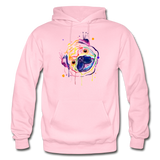 SPOD Gildan Heavy Blend Adult Hoodie - light pink