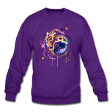 SPOD Crewneck Sweatshirt - purple