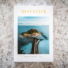 Load image into Gallery viewer, Maverick guide to Cornwall - The St. Ives Co. Cornwall Cornish Souvenir Holiday beach