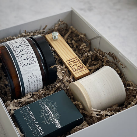 Modern Man Self Care Hamper