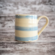 Load image into Gallery viewer, Cornish Stripe Cup & Raw Hot Chocolate Hamper