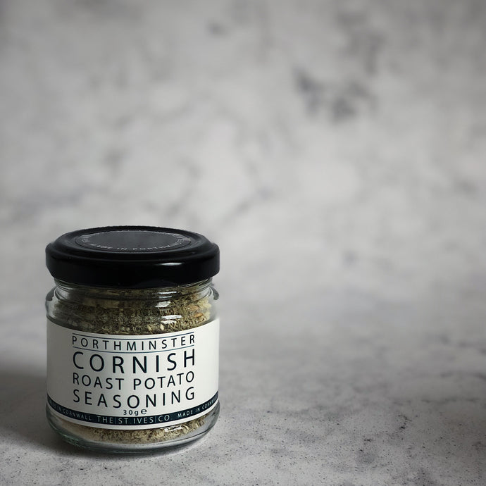 Porthminster Roast Potato Seasoning Delicious Yum Gift Cornwall Cornish Restaurant