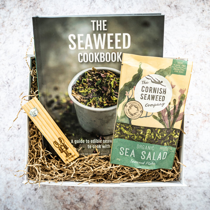 Seaweed & Bottle Opener Hamper Gift Cook Chef Quality Idea For Him For Her Quality Delicious Cornish Cornwall