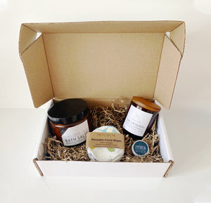 TSIC Self Care Hamper - The St. Ives Co. Cornwall Cornish Souvenir Holiday beach