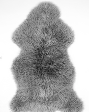 Load image into Gallery viewer, Grey Yeti Sheepskin Rug - The St. Ives Co. Cornwall Cornish Souvenir Holiday beach