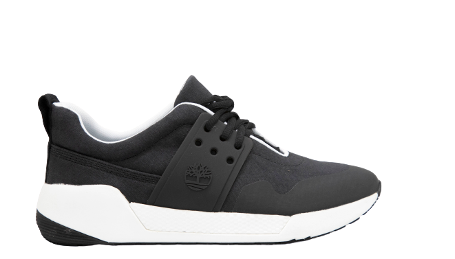 KIRI UP SNEAKER BLACK CANVAS
