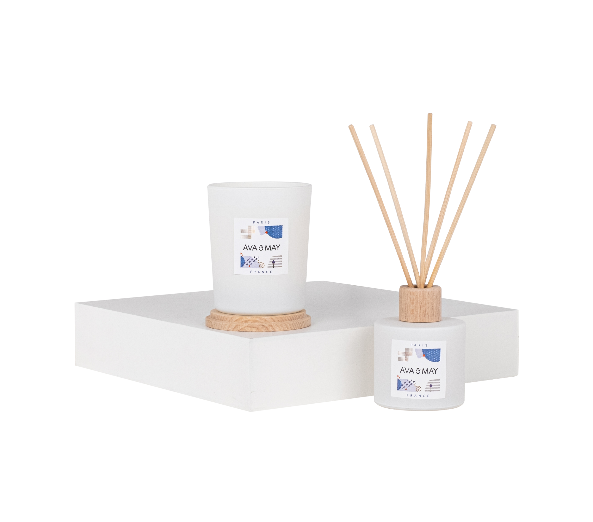 Paris Home Fragrance Set