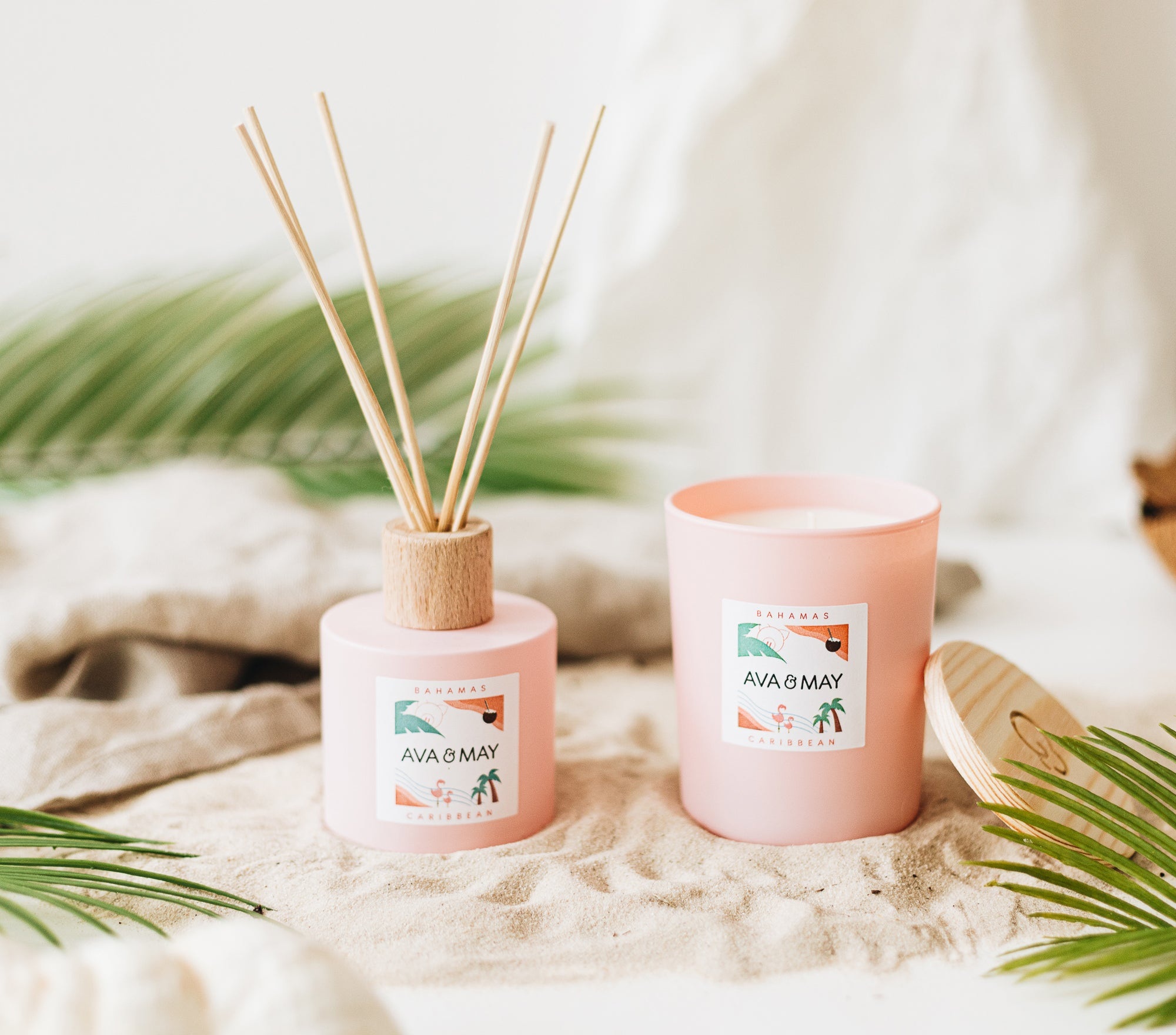 Bahamas Home Fragrance Set
