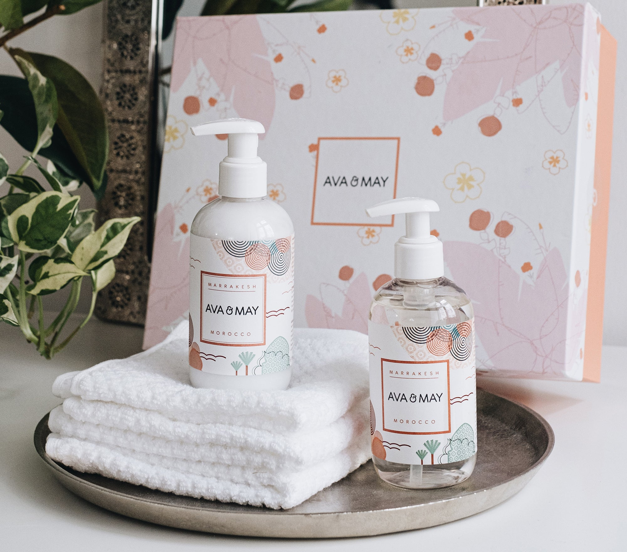Marrakesh Bath & Body Set