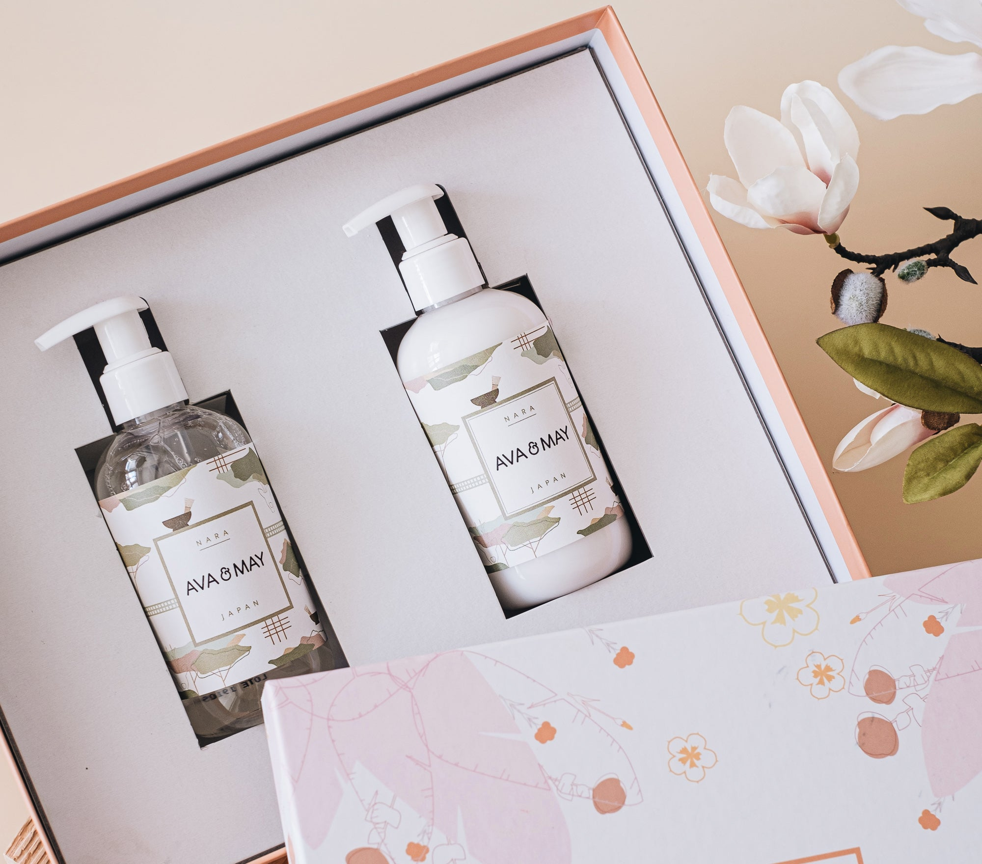 Nara Bath & Body Set