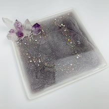 Load image into Gallery viewer, Amethyst ring dish