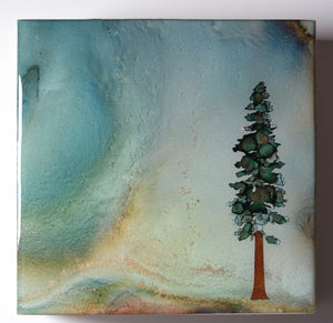 "5"" Square Tree Block - Solstice - Mini+ #5"