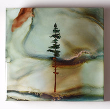 "Load image into Gallery viewer, 5"" Square Tree Block - Solstice - Mini+ #11"