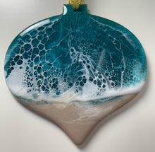 Load image into Gallery viewer, Onion Shape Ocean Ornament