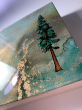 "Load image into Gallery viewer, 5"" Square Tree Block - Solstice - Mini+ #23"