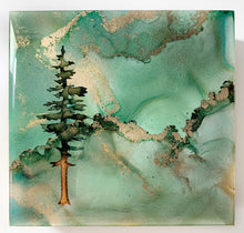 "Load image into Gallery viewer, 5"" Square Tree Block - Solstice - Mini+ #22"