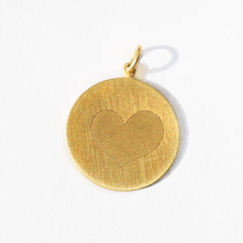 """My Heart"" Pendant"