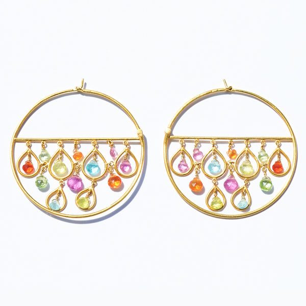 Thousand and One Nights Earrings