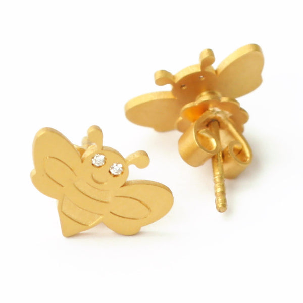 Queen Bee Earrings