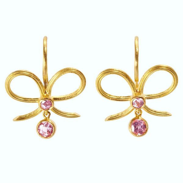 Versailles Bow Earrings
