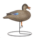 Rugged Full Body Mallard Calling Hen_Right Side - Painted