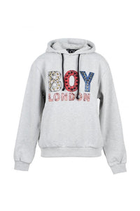 Boy London Felpa Donna
