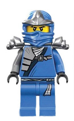 Ninja Jay ZX Mini Figure 10012