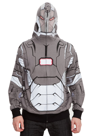 Marvel Iron Man 3 War Machine Hoodie