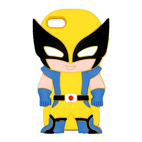 Wolverine Silicone Soft Phone Case (iPhone, iPod and Samsung)