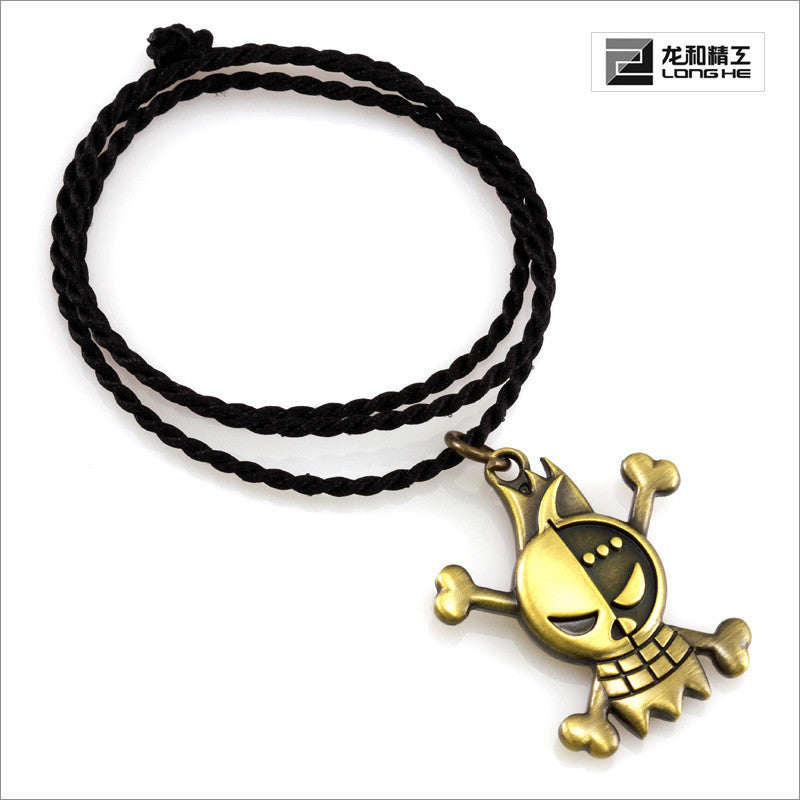 One Piece Franky Keychain / Necklace