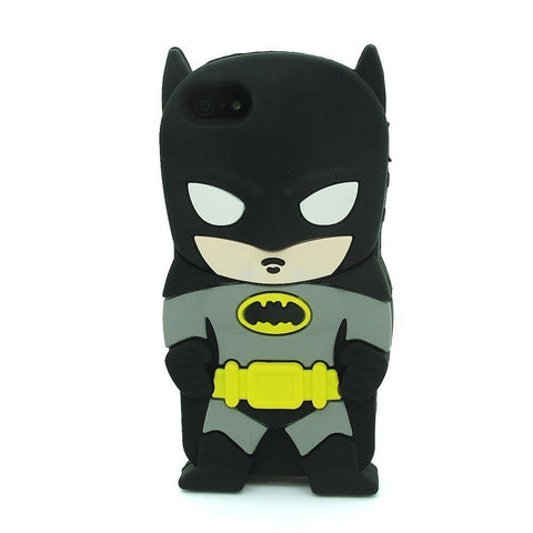 Batman Silicone Soft Phone Case (iPhone, iPod and Samsung)