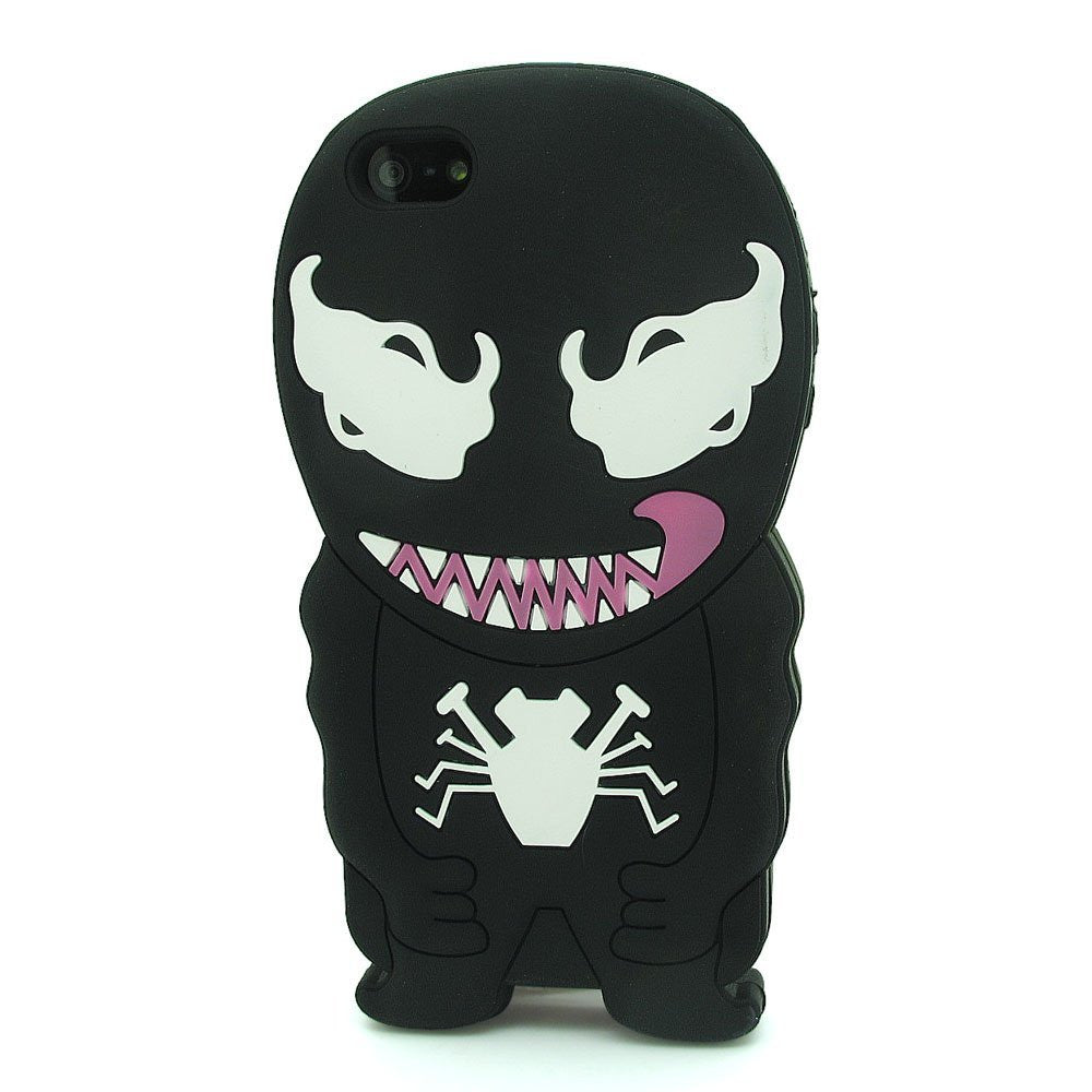 Venom Silicone Soft Phone Case (iPhone, iPod and Samsung)