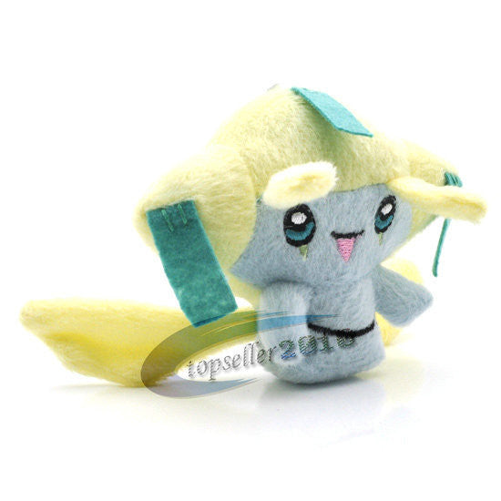 "Pokemon Jirachi 3.5"" Plush Toy"