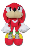 "Sonic the Hedgehog Knuckles 12"" Plush Toy"