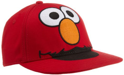 Sesame Street Elmo Boys Adjustable Baseball Cap