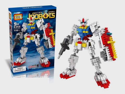 iRobots Gundam Diamond Blocks Figure