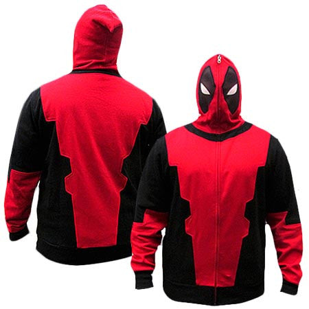 Marvel Philcos Deadpool New Hoodie