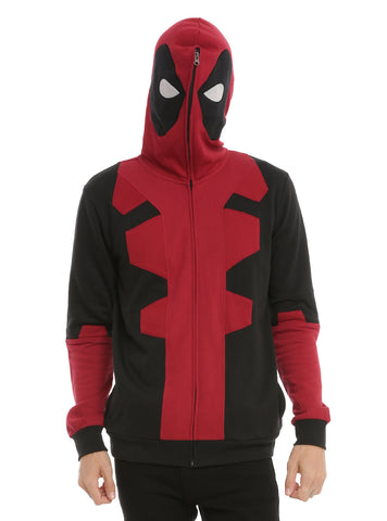 Marvel Deadpool New Hoodie