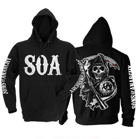 Sons of Anarchy Pullover Hoodie