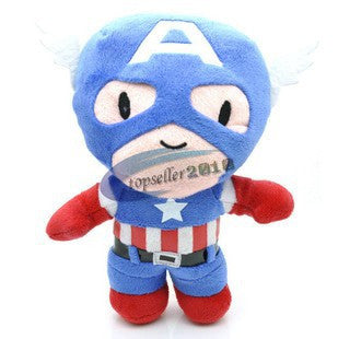 "Captain America 12"" Plush Toy"