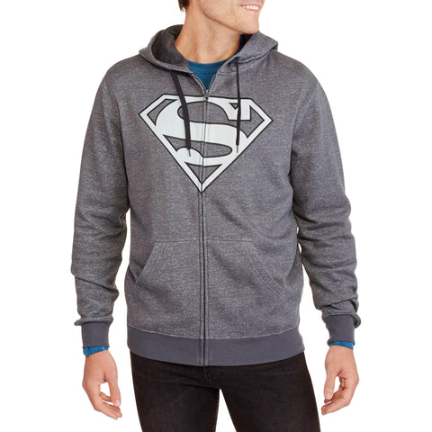 DC Comics Superman Chest Logo Hoodie